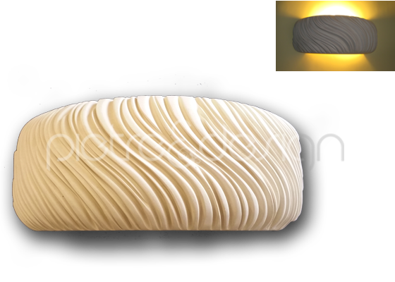 applique in pietra leccese